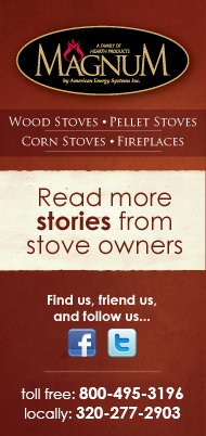 Stories from Pellet Stove Owners